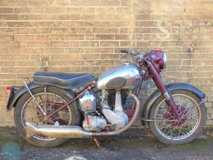 1953 BSA B33 500cc For Sale