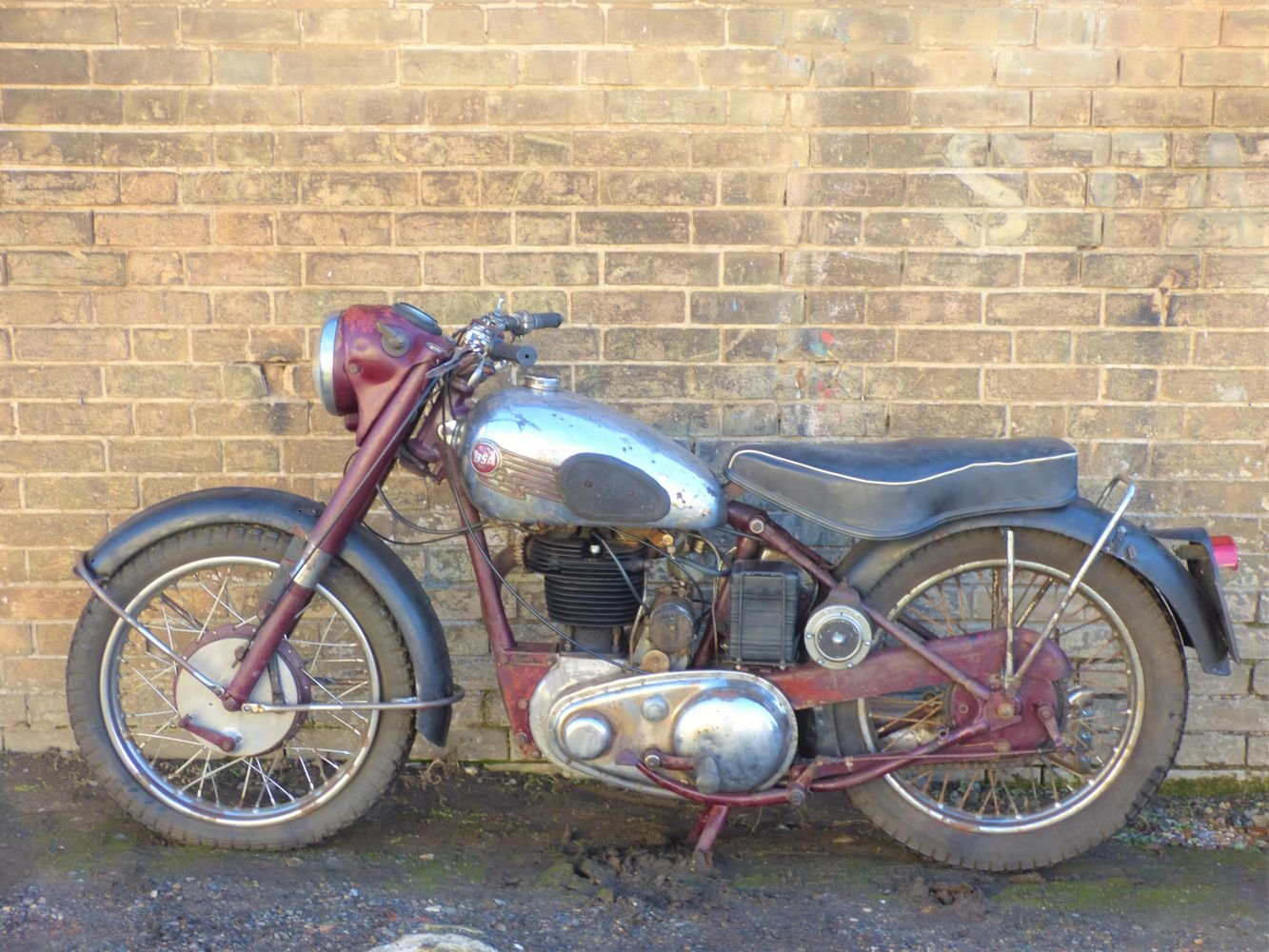 1953 BSA B33 500cc For Sale (picture 2 of 6)