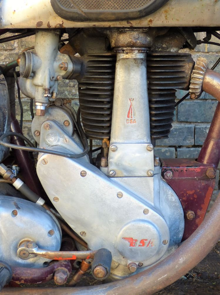 1953 BSA B33 500cc For Sale (picture 3 of 6)