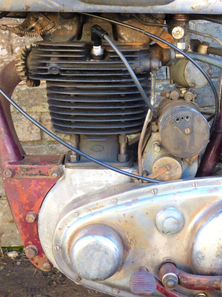 1953 BSA B33 500cc For Sale (picture 4 of 6)