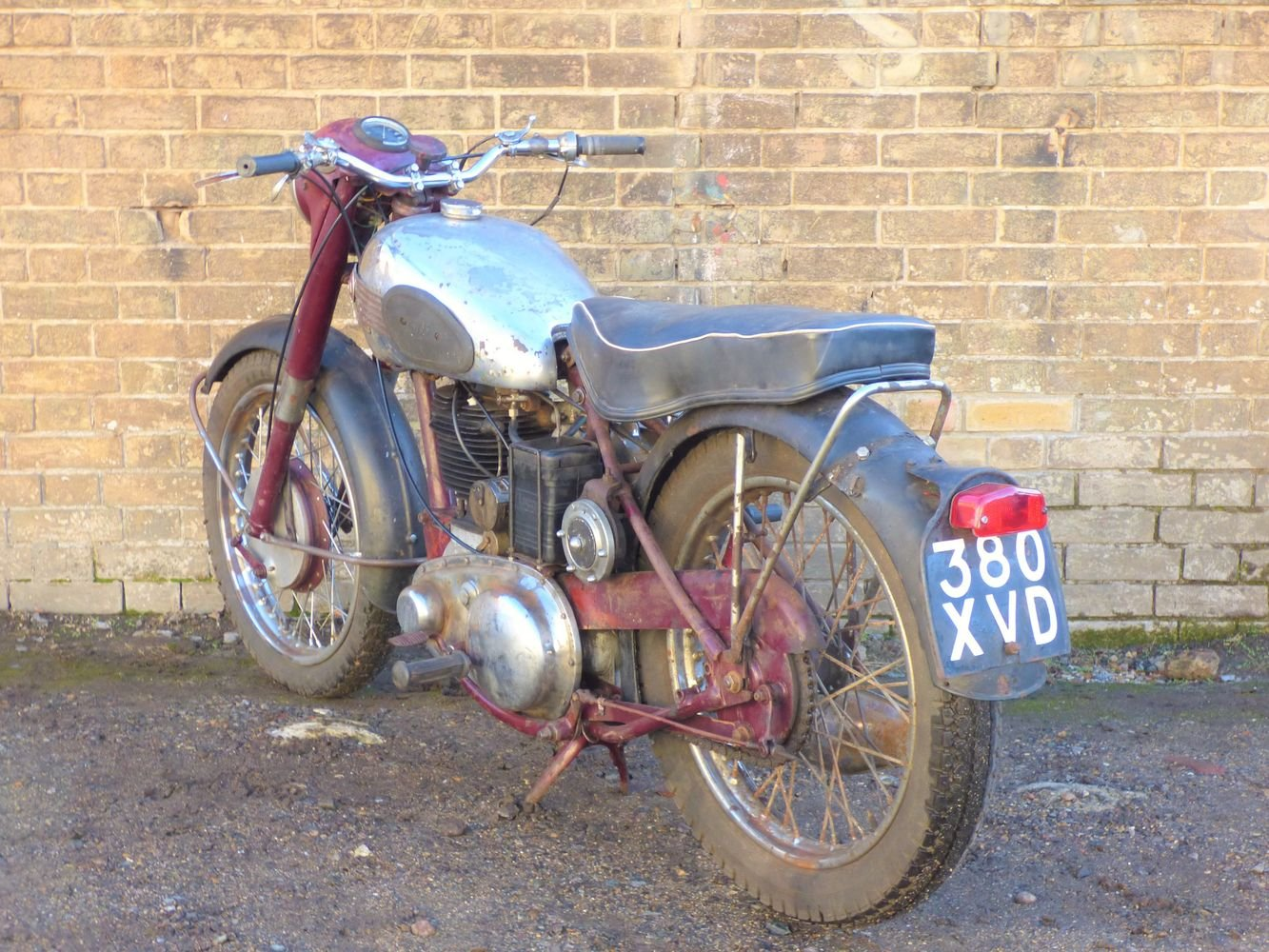 1953 BSA B33 500cc For Sale (picture 5 of 6)