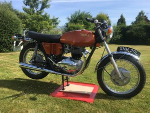 1972 FOR SALE BSA A65 LIGHTENING 650