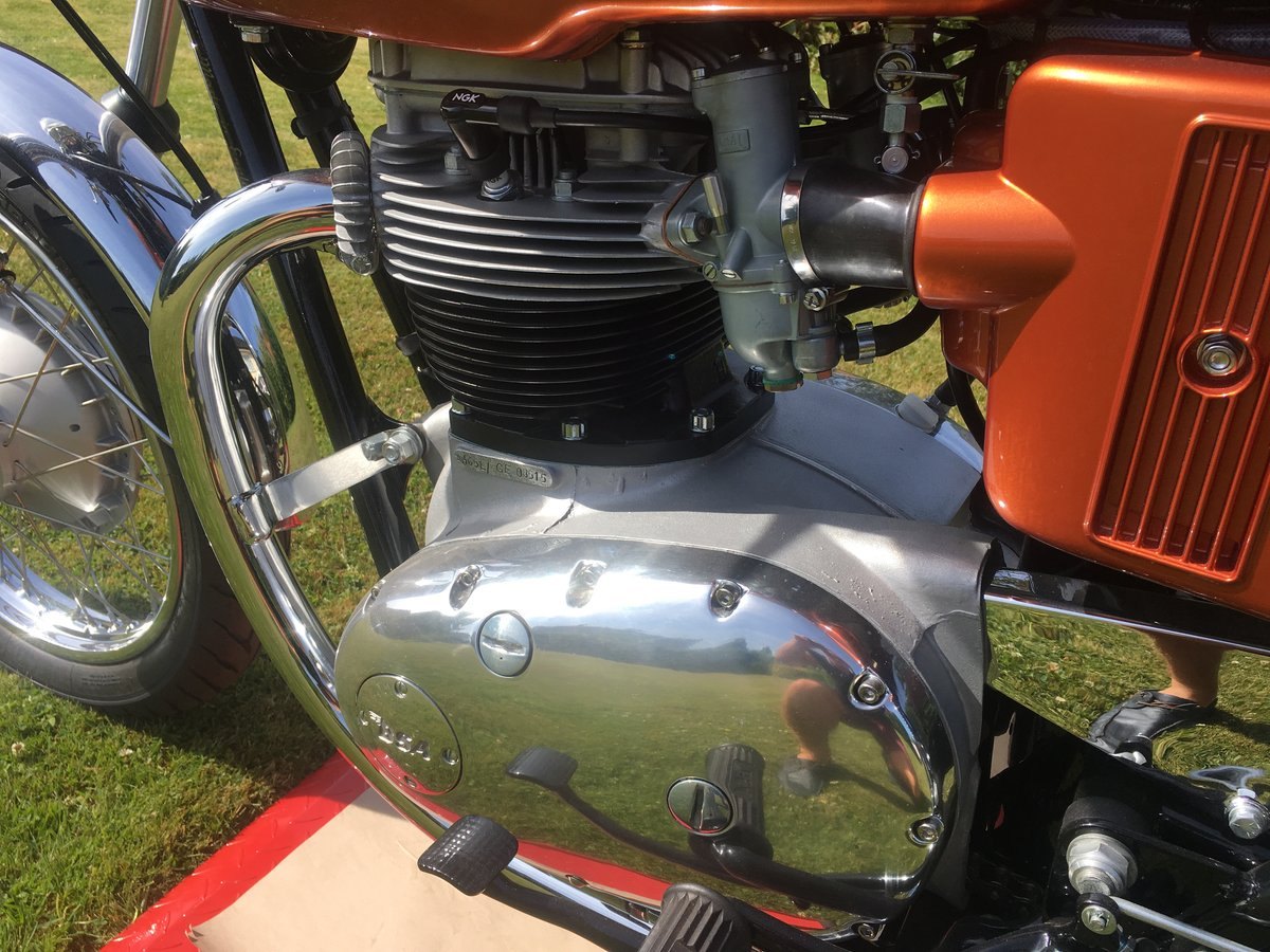 1972 FOR SALE BSA A65 LIGHTENING 650 For Sale (picture 3 of 6)