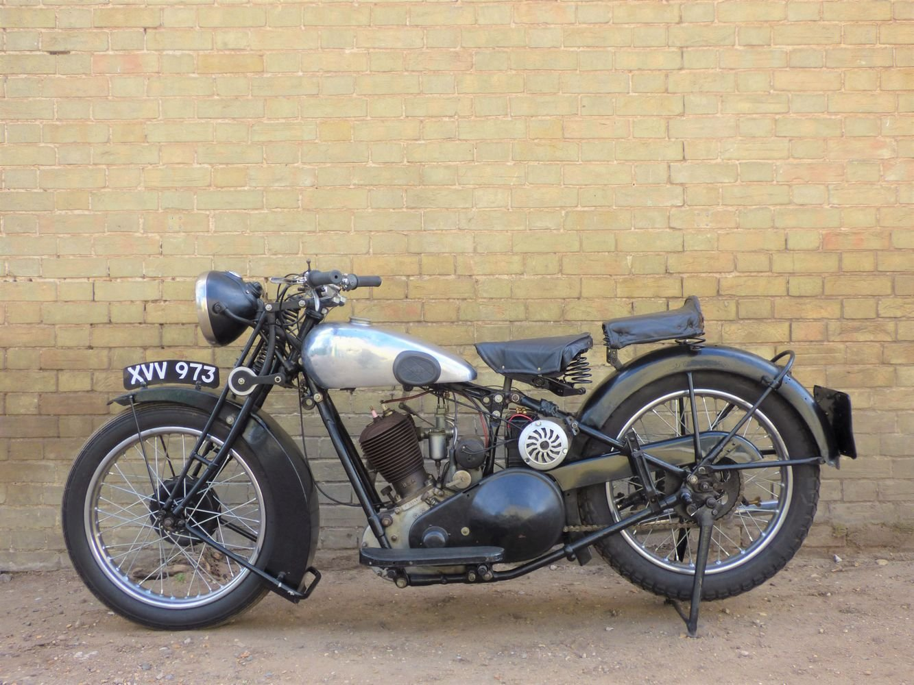 1931 BSA Side Valve Sloper 557cc For Sale (picture 2 of 6)