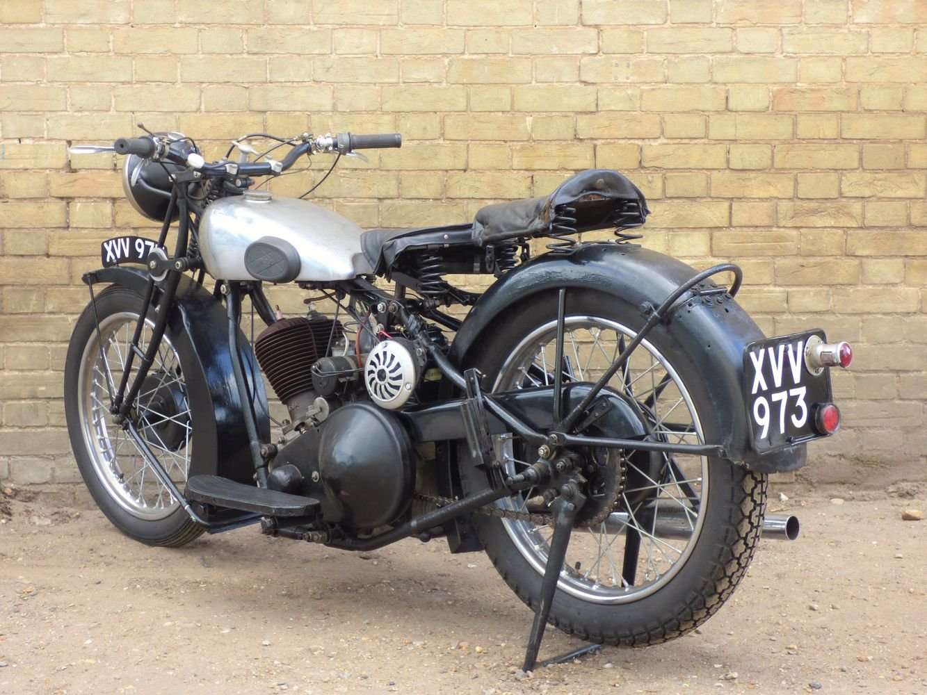 1931 BSA Side Valve Sloper 557cc For Sale (picture 5 of 6)