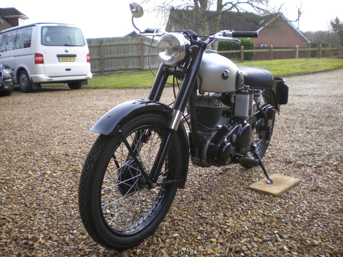 1956 BSA C10L Restored in 2014 For Sale (picture 3 of 5)