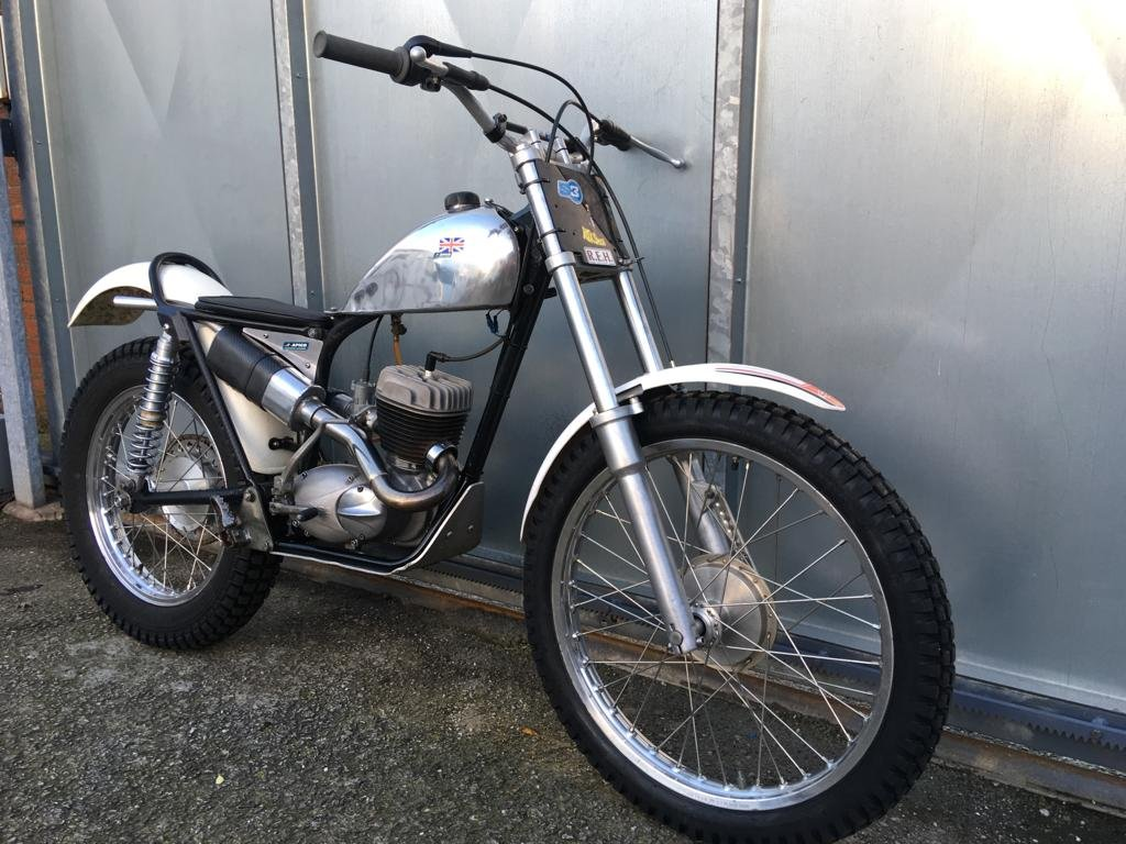 1965 BSA DRAYTON BANTAM PRE 65 TRIALS VERY TRICK £6295 OFFERS  For Sale (picture 1 of 6)