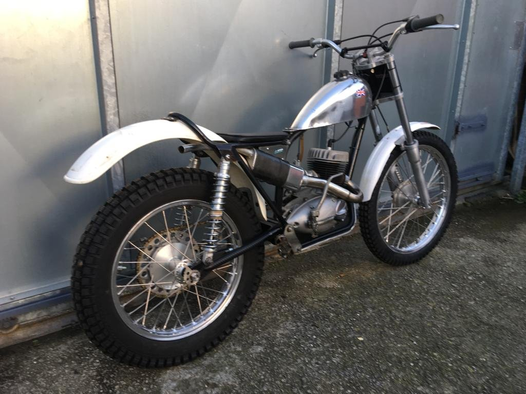 1965 BSA DRAYTON BANTAM PRE 65 TRIALS VERY TRICK £6295 OFFERS  For Sale (picture 2 of 6)