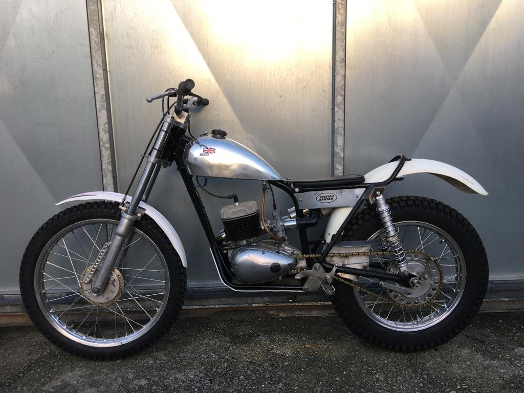 1965 BSA DRAYTON BANTAM PRE 65 TRIALS VERY TRICK £6295 OFFERS  For Sale (picture 3 of 6)