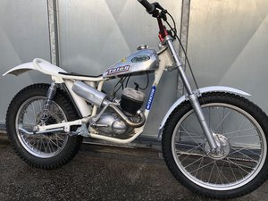 1965 BSA BANTAM PRE 65 TRIALS VERY TRICK DRAYTON TANK £5295