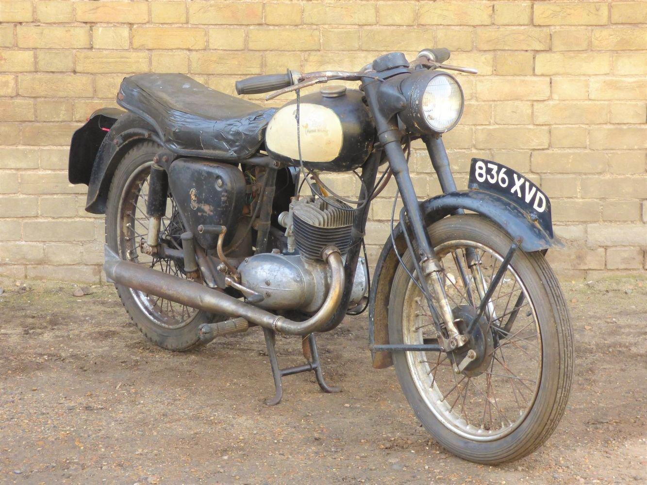1958 BSA Bantam D5 175cc SOLD (picture 6 of 6)