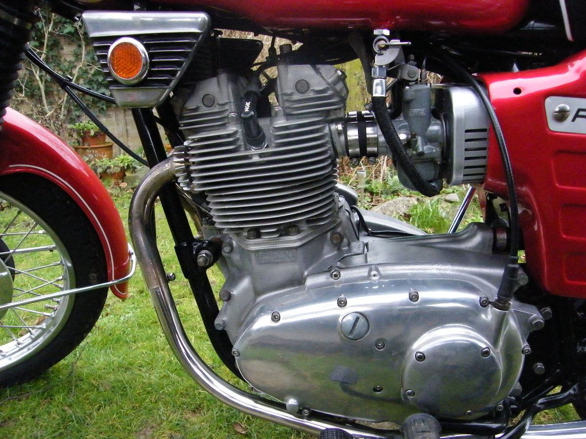 1969 Bsa rocket 3 a75 mk1 For Sale (picture 4 of 5)