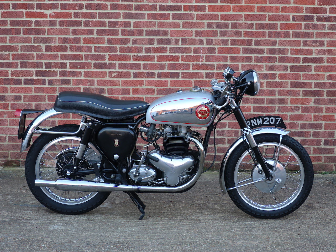 1955 BSA Rocket Goldstar Replica For Sale (picture 1 of 6)