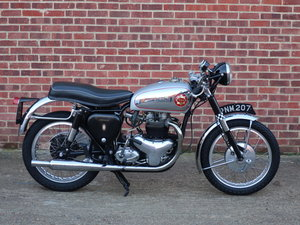 1955 BSA Rocket Goldstar Replica For Sale