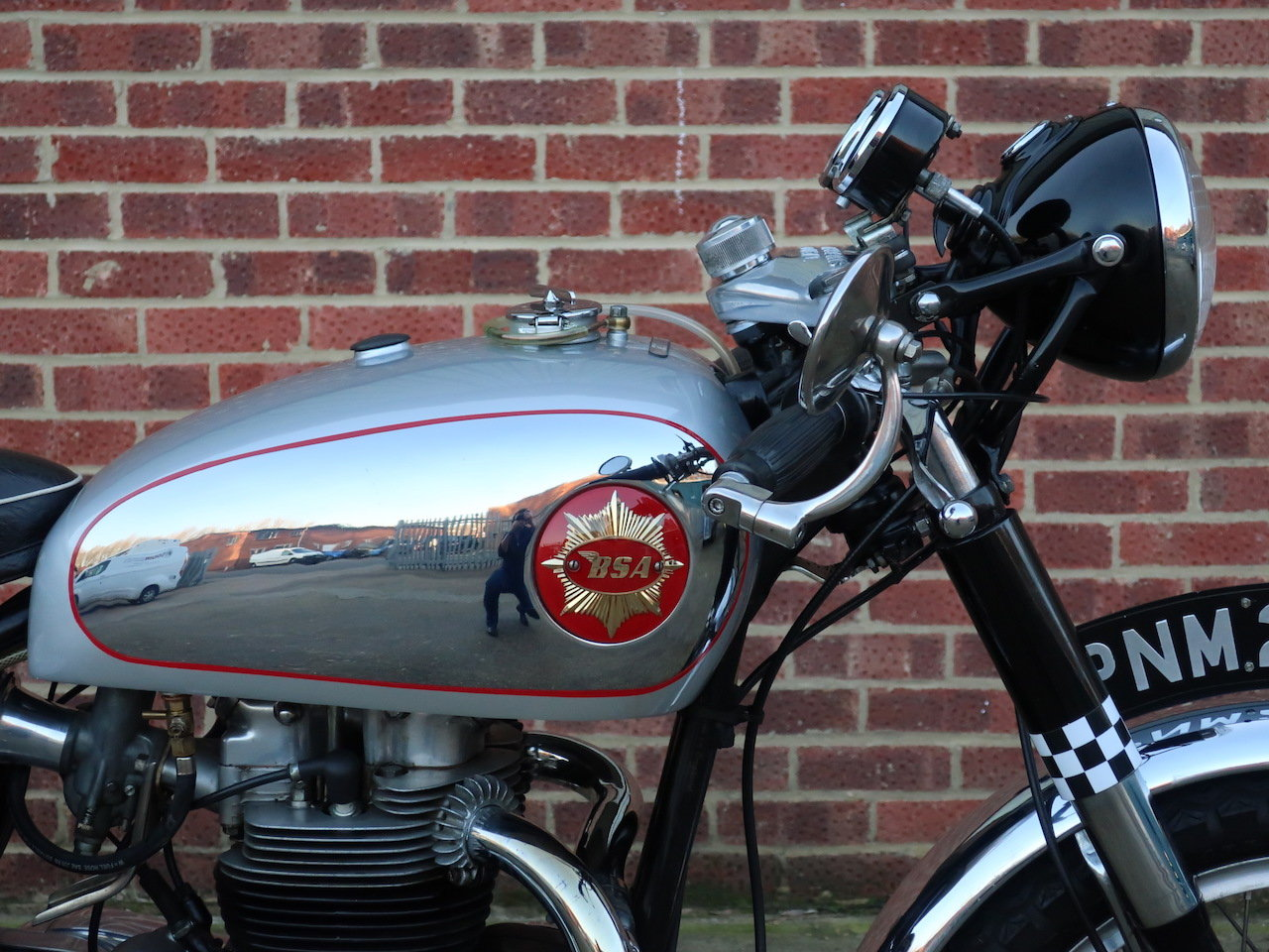 1955 BSA Rocket Goldstar Replica For Sale (picture 2 of 6)