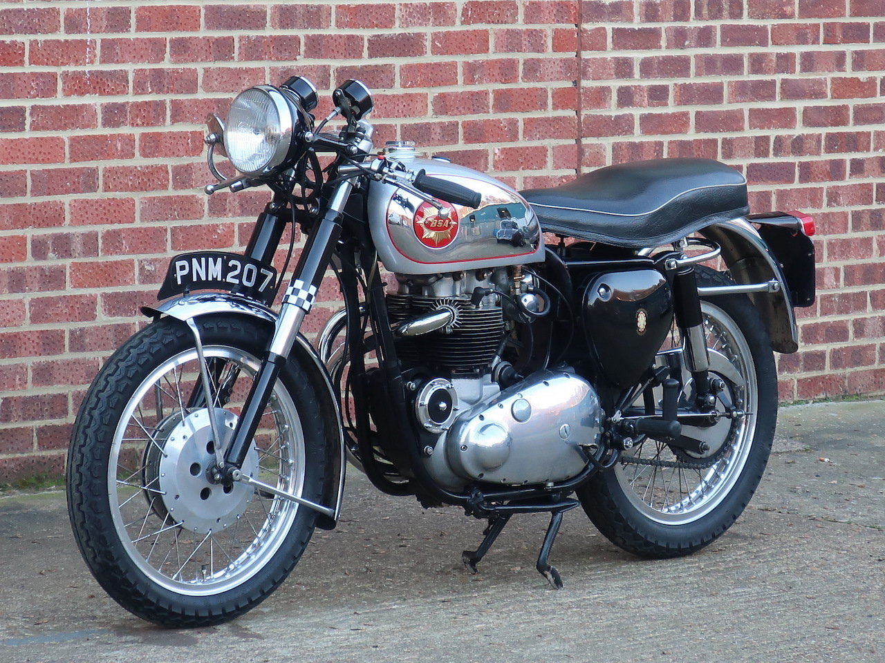 1955 BSA Rocket Goldstar Replica For Sale (picture 6 of 6)