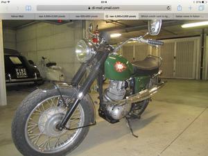 1969 Bsa scrambler 250cc For Sale