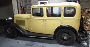 1934 BSA 10 hp 4 door