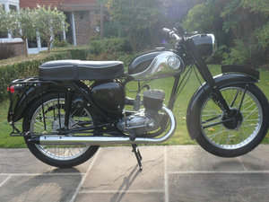 1967 BSA Bantam D13 Matching Chassis & Engine Numbers