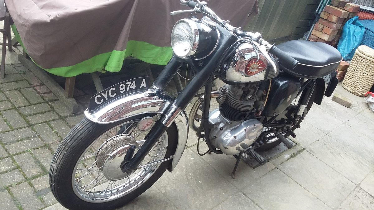 1963 BSA 350 STAR  For Sale (picture 6 of 6)