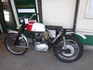 **REMAINS AVAILABLE**1964 BSA C15 For Sale by Auction