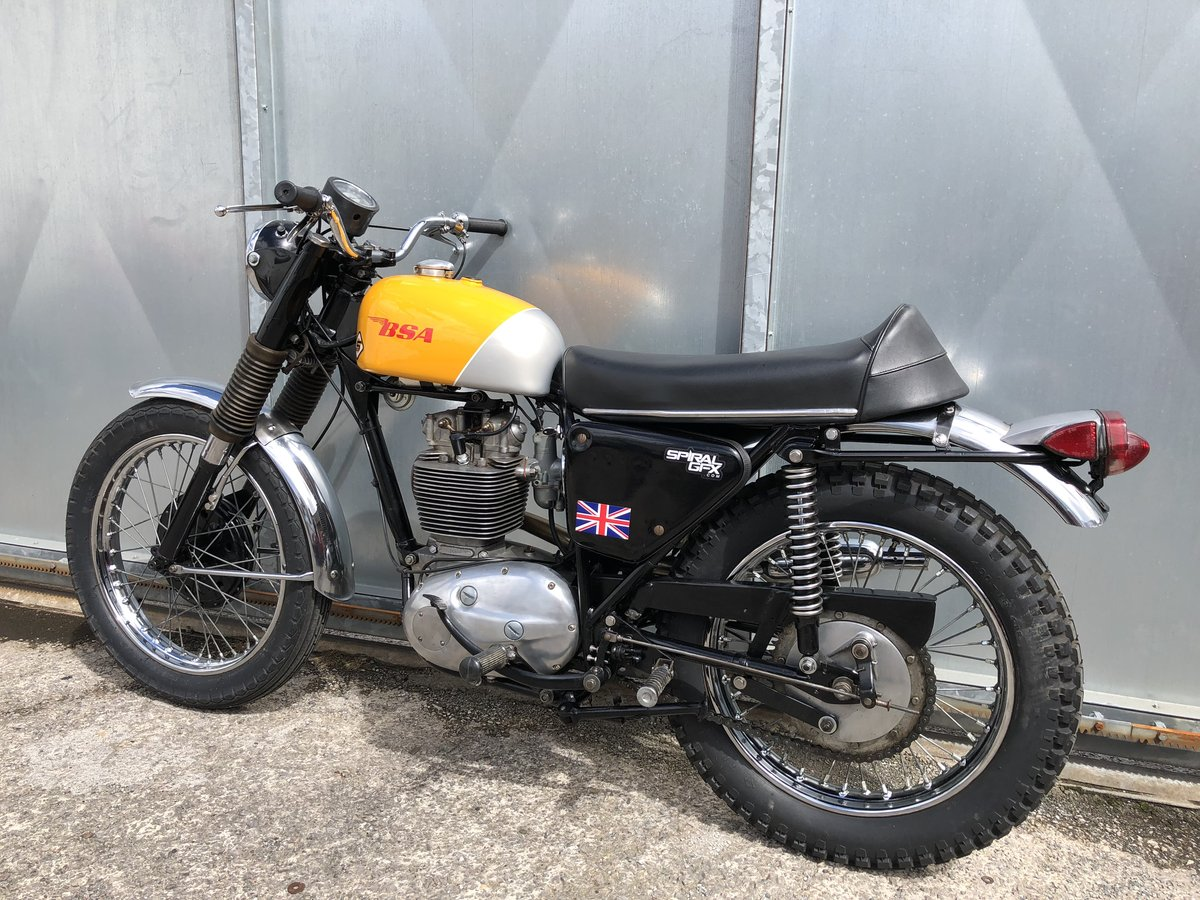 1968 BSA 441 VICTOR CLASSIC TRAIL TRIAL PRE 65 £4995 OFFERS PX  For Sale (picture 3 of 6)