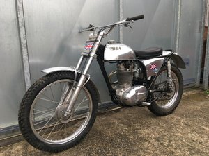 1968 BSA 441 VICTOR CLASSIC TRAIL TRIAL PRE 65 ROAD REGD  For Sale