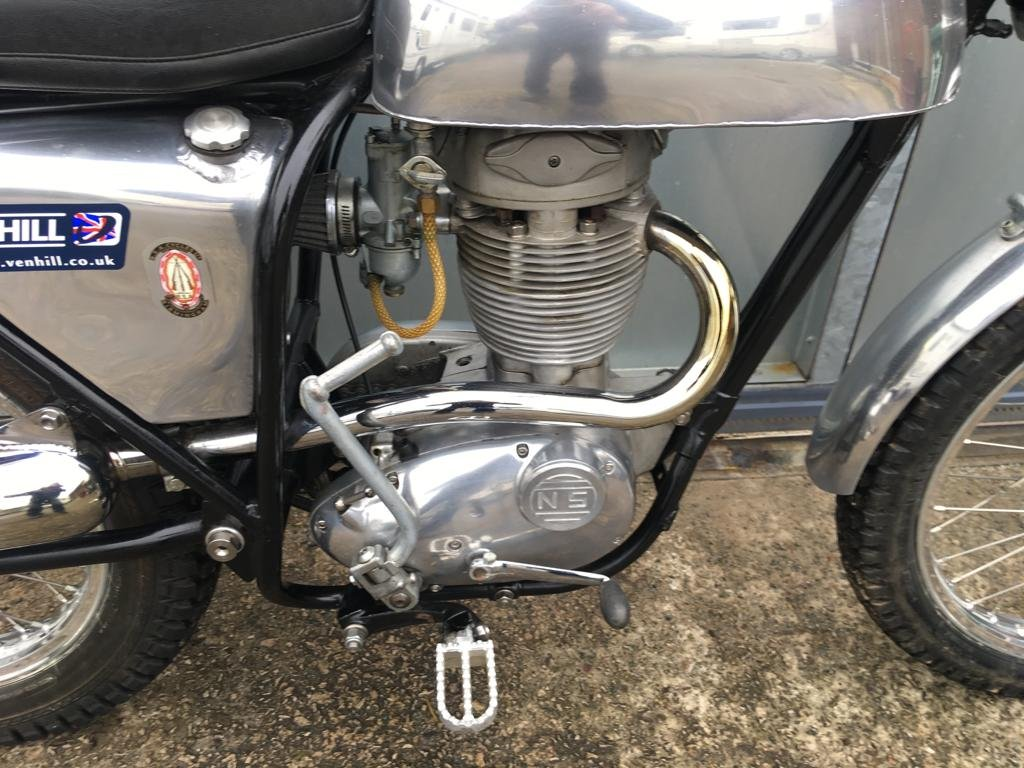 1968 BSA 441 VICTOR CLASSIC TRAIL TRIAL PRE 65 ROAD REGD  For Sale (picture 5 of 6)