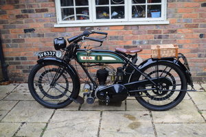 1924 BSA Model L For Sale by Auction