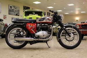 1966 BSA 650 Lightning (A65) - Original numbers matching