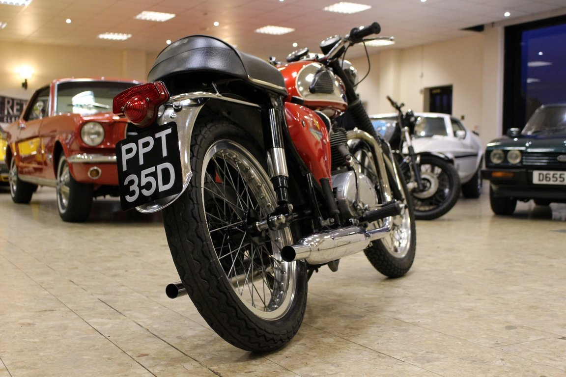 1966 BSA 650 Lightning (A65) | Original Numbers Matching SOLD (picture 3 of 6)