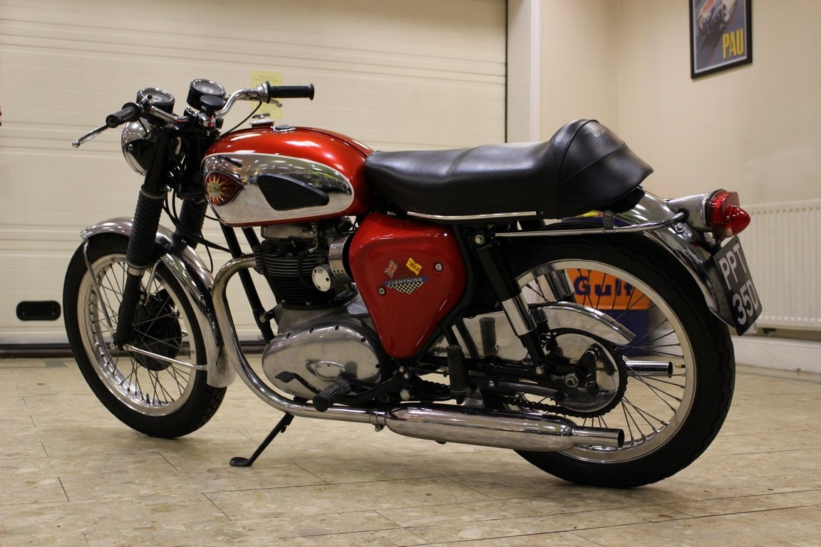 1966 BSA 650 Lightning (A65) | Original Numbers Matching SOLD (picture 5 of 6)