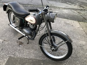 1956 BSA D3 BANTAM MAJOR 150cc
