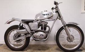 1960 BSA C15 Trials Bike Twin Shock Pre 65 road registered For Sale