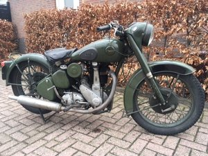 BSA M33 500 OHV 1957 For Sale