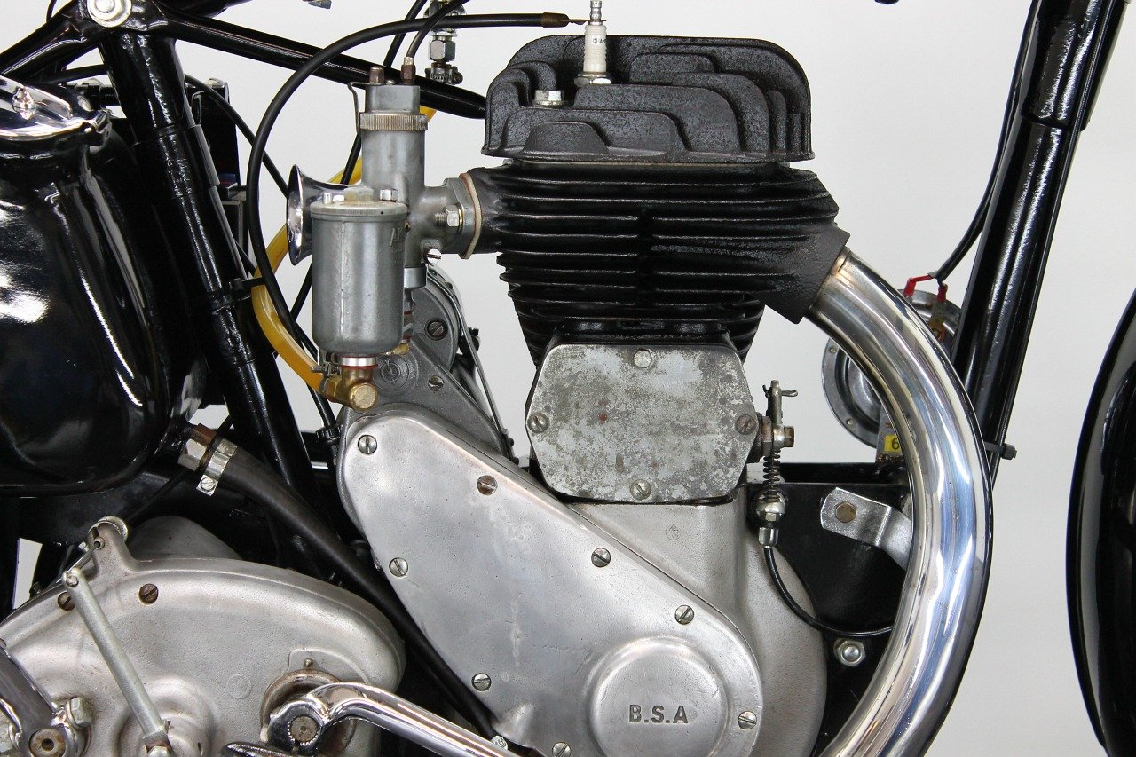 BSA M20 1944 500cc 1 cyl sv For Sale (picture 5 of 6)