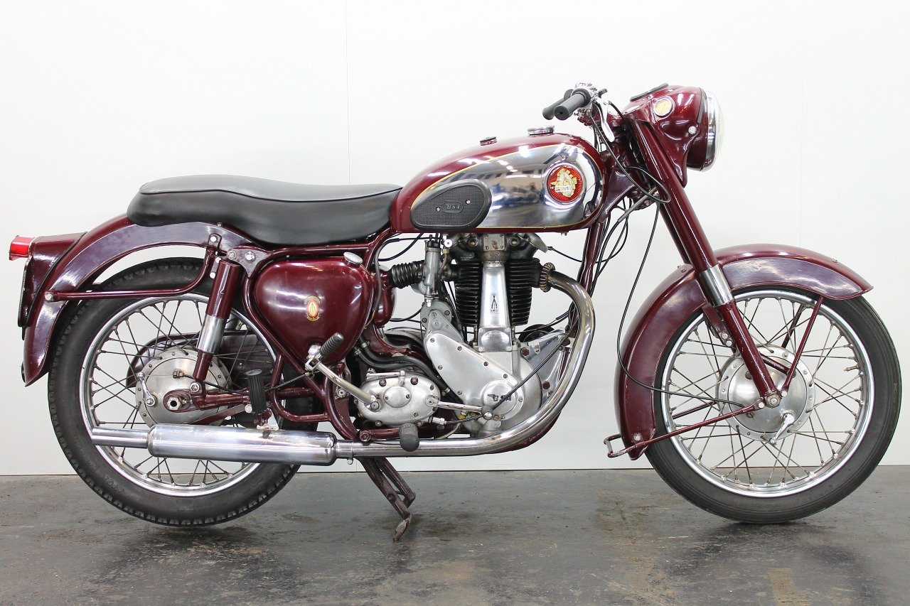 BSA B33 1957 500cc 1 cyl ohv For Sale (picture 1 of 6)