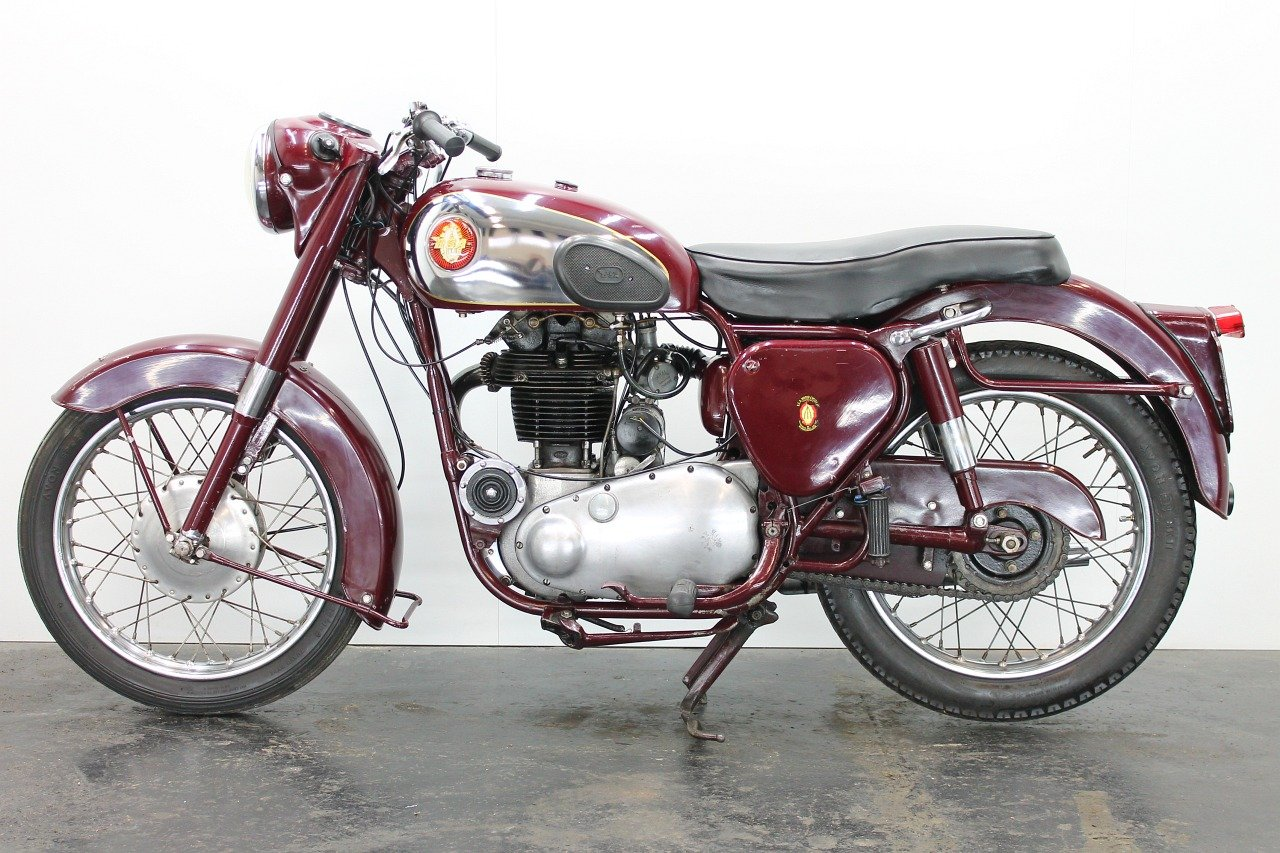 BSA B33 1957 500cc 1 cyl ohv For Sale (picture 2 of 6)
