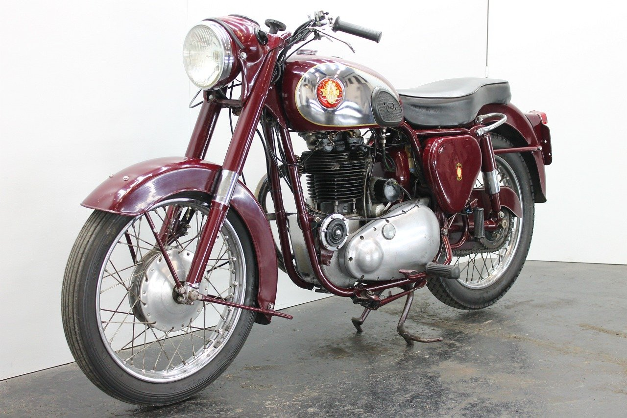 BSA B33 1957 500cc 1 cyl ohv For Sale (picture 3 of 6)