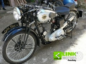 1938 BSA GOLD STAR M24 Prima Serie For Sale