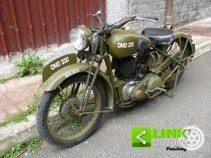 1942 BSA 500 WM20