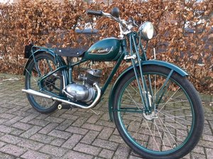 MONARK-BSA 125 1949 For Sale