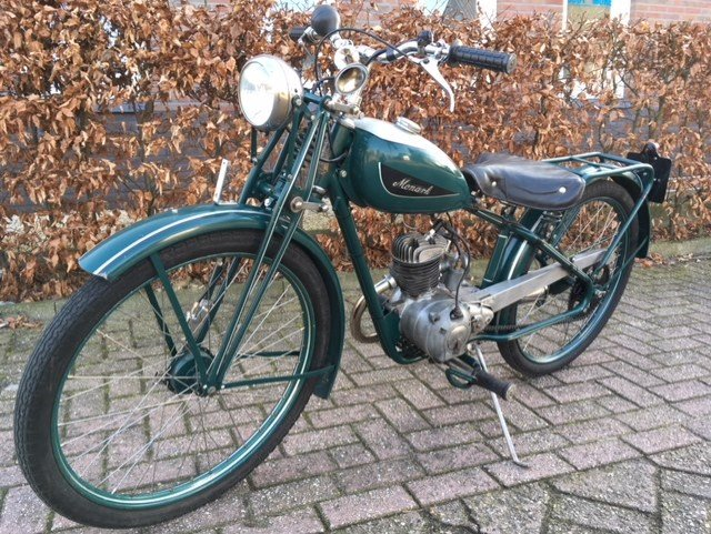 MONARK-BSA 125 1949 For Sale (picture 2 of 6)