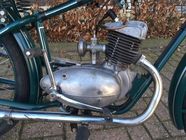 MONARK-BSA 125 1949 For Sale (picture 3 of 6)