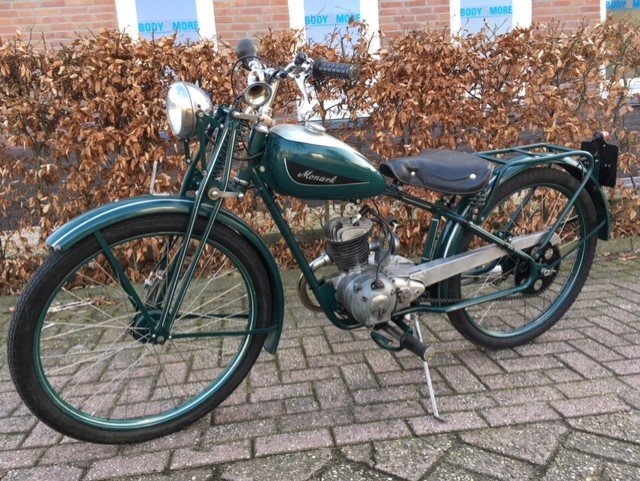 MONARK-BSA 125 1949 For Sale (picture 6 of 6)