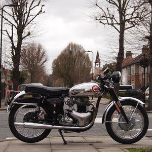 1962 BSA Genuine RGS Not a Replica. RESERVED FOR MIKE. SOLD