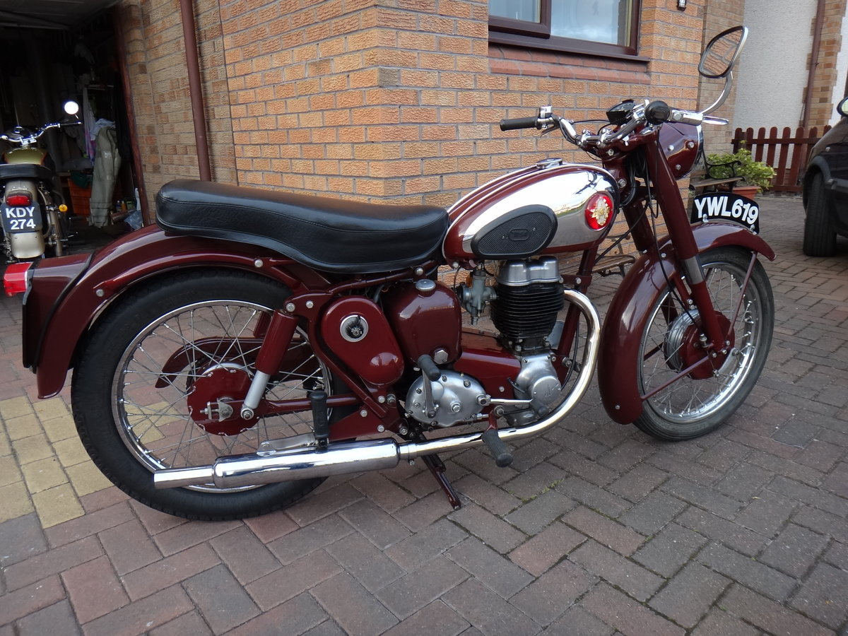 BSA C12 1955 SOLD (picture 6 of 6)