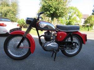 1963 BSA B40 Star