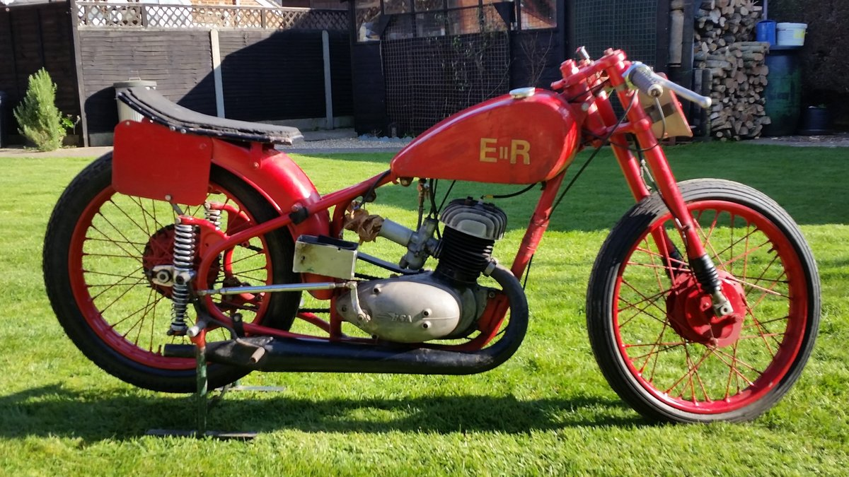 1953 BSA Bantam Sprinter for sale For Sale (picture 1 of 6)