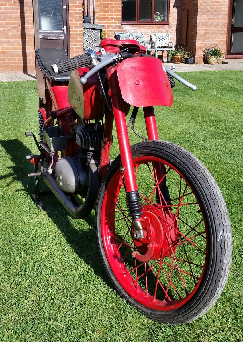 1953 BSA Bantam Sprinter for sale For Sale (picture 4 of 6)